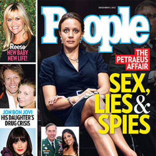 Paula Broadwell People Cover