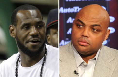 Charles Barkley Needs to Shut Up, LeBron Says | OveMedia Blog