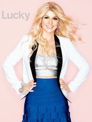 Britney Spears in Lucky