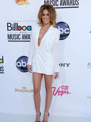 Miley Cyrus Hot Concert Photos