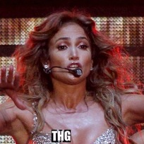 Jennifer Lopez Nipple Slip
