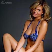Kate Upton Nude (Body Paint)
