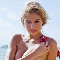 Topless Kate Upton Photo