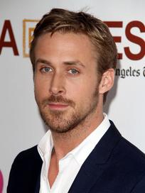 Ryan Gosling Movie Premiere Pic