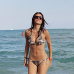 Maria Menounos Bikini Picture