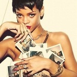 Rihanna, Instagram Photos