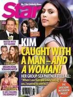 Kim Kardashian Threesome Story