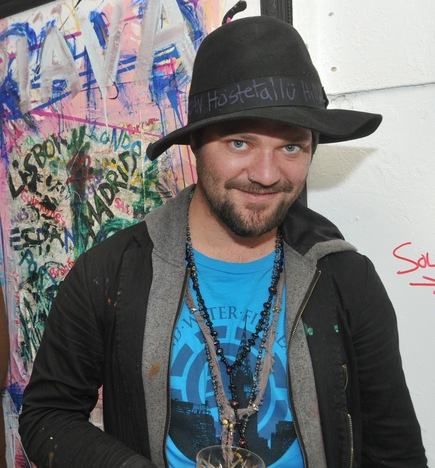 Bam Margera unintentionally found himself on an episode of Jacking Off Bare ...