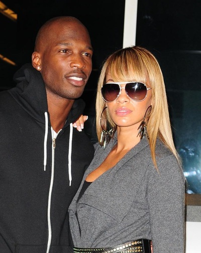 Chad Johnson, Evelyn Lozada