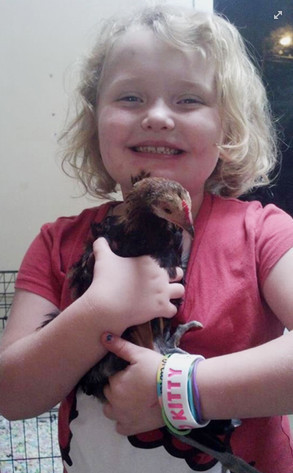 honey boo boo and nugget Honey Boo Boo Plays Chicken, Adopts New Pet