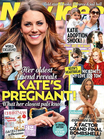 Kate Middleton Pregnant Rumor