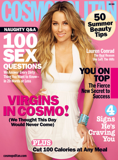 ... a porn company has put the brakes on the alleged Lauren Conrad sex tape ...