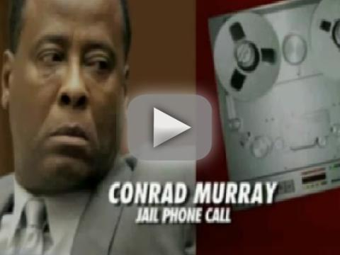Dr. Conrad Jail Phone Call