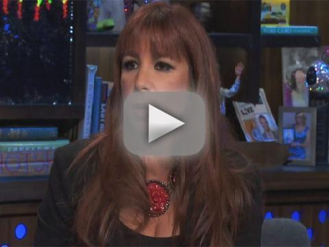 Jill Zarin on Watch What Happens Live