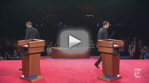 Presidential Debate 2012 Obama-Romney (#1)